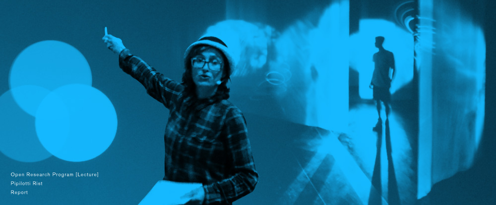 Open Research Program [Lecture] Pipilotti Rist  APRIL 29, 2014  The National Museum of Modern Art, Kyoto  Report